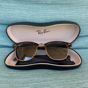 NWT Ray-ban Clubmaster Classic
